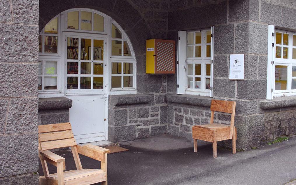 Maison de péage Brest
