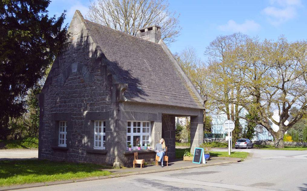 Maison de péage Quimper